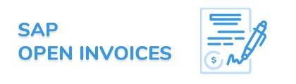 SAP Open Invoices Fiori App