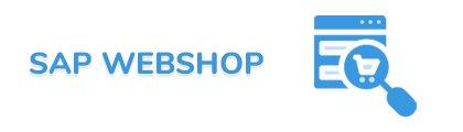SAP Webshop Fiori App